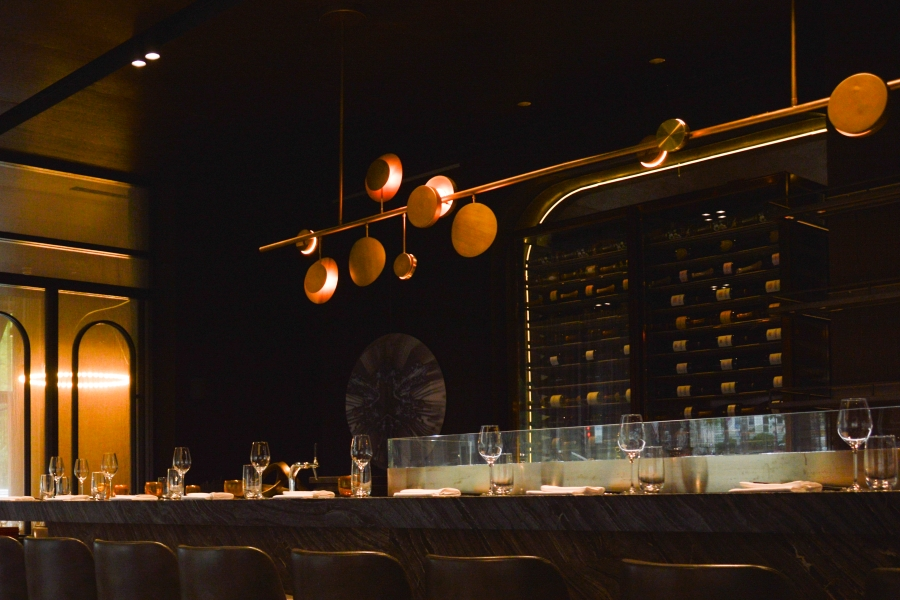 hoyos architekten innenausbau luxusrestaurant
