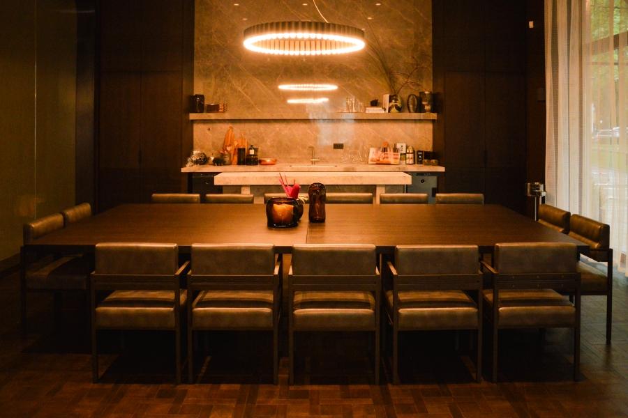Innenausbau Restaurant Planung